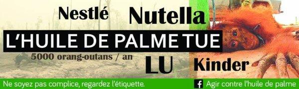 NUTELLA C'EST DE LA MERDE QUi TUE !!!!