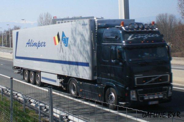transports lingier , belgique