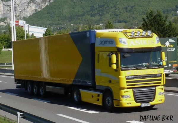 asikis doukas transport , allemagne