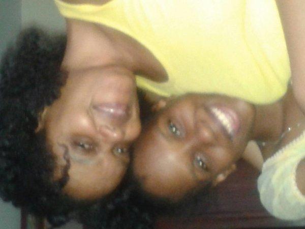 Yo y mi madre