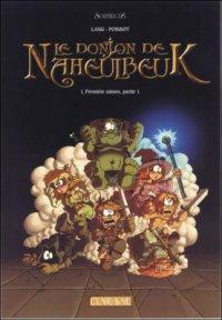 Le Donjon de Naheulbeuk - John Lang & Marion Poinsot - Tome 1