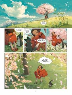 Lapins sur la Lune - Marazano & Luo Yin - Le rêve du papillo