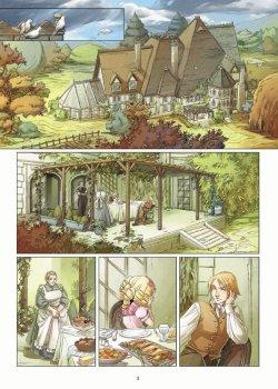 Le bal d'hiver - Algésiras & Aurore - Elinor Jones
