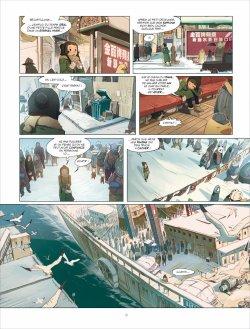Les ficelles du cordonnier - Marazano & Luo Yin - Le rêve du papillon