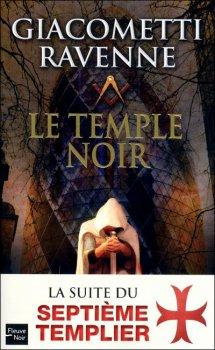 Le temple noir - Giacometti & Ravenne - Antoine Marcas