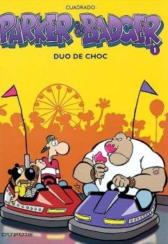 Duo de choc - Cuadrado - Parker & Badger