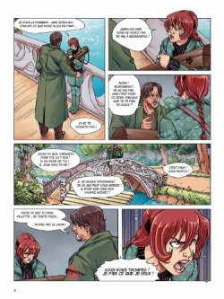 Le royaume invisible - Nauriel, Corbeyran & Sarn - Nanami
