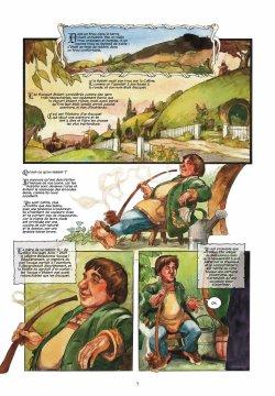 Bilbo, le hobbit - Dixon, Wenzel