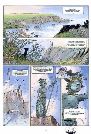 Les trésors enfouis - Istin - Les contes du Korrigan