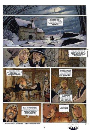 Les mille visages du Diable - Istin - Les contes du Korrigan