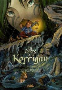 Les fleurs d'écume - Istin - Les contes du Korrigan