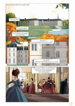 Les comédiennes de monsieur Racine - Seiter & Mayalen Goust - Les Colombes du Roi-Soleil