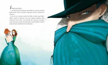 Barbe-Bleue - Anne Royer & Mayalen Goust
