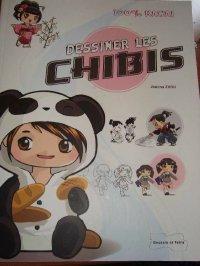 Dessiner les chibis - Joanna Zhou
