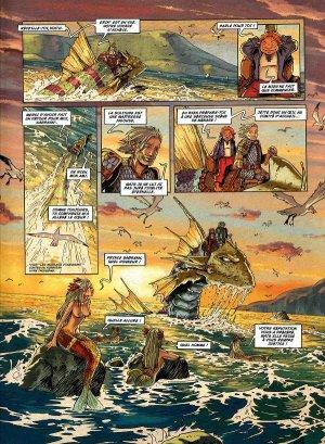 L'île d'Emeraude - Istin - Les contes du Korrigan