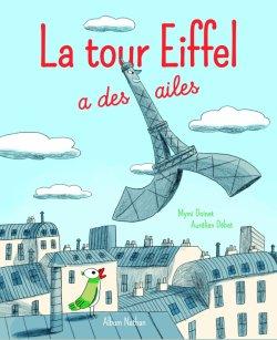 La tour Eiffel a des ailes - Mymi Doinet & Aurélien Débat