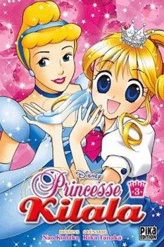 Princesse Kilala - Nao Kodaka & Rika Tanaka - Tome 3