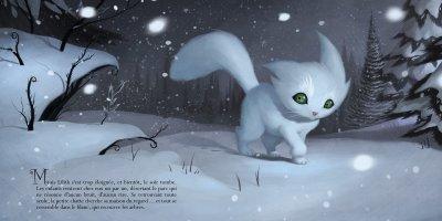 Le chat qui avait peur des ombres - Rozenn & Xavier Collette