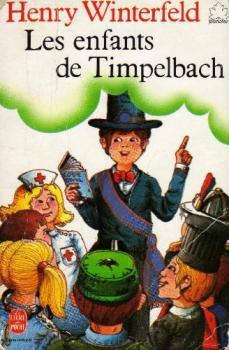 Les enfants de Timpelbach - Henry Winterfeld