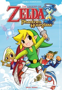 Phantom Hourglass - Akira Himekawa - The Legend of Zelda