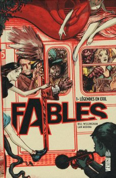 Légendes en exil - Bill Willingham - Fables