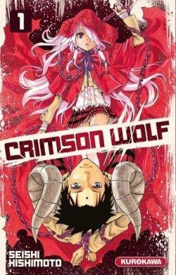 Crimson Wolf - Seishi Kishimoto - Tome 1