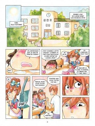 Un été inoubliable - Cyrielle - Akiko