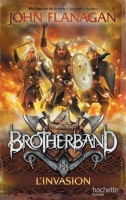 L'invasion - John Flanagan - Brotherband