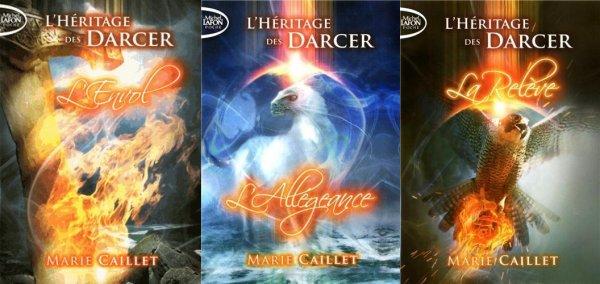 L'Héritage des Darcer - Marie Caillet