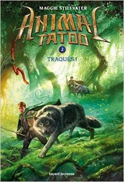Traqués - Maggie Stiefvater - Animal Tatoo
