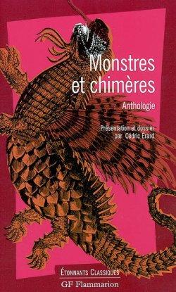 Monstres et chimères - Collectif (Anthologie)