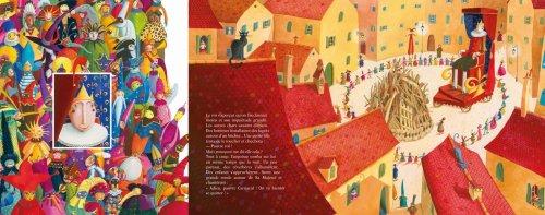 Le roi se sauve - Jeanne Taboni Misérazzi & Virginie Grosos