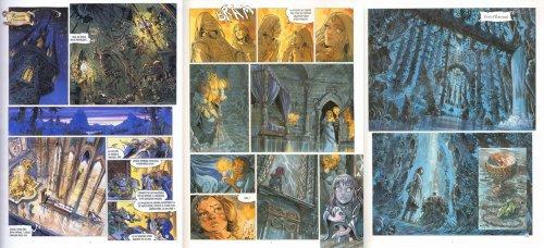 Les enfants magiques, L'épreuve du magicien, L'imposteur - Tiburge Oger & Anne Robillard - Les Chevaliers d'Emeraude