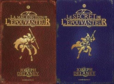 La malédiction de l'Epouvanteur & Le secret de l'Epouvanteur - Joseph Delaney - L'Epouvanteur