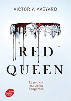 Red Queen - Victoria Aveyard - Red Queen