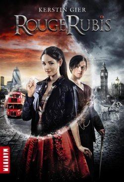 Rouge Rubis - Kerstin Gier - La trilogie des gemmes