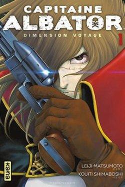 Capitaine Albator : Dimension voyage - Leiji Matsumoto & Kouiti Shimaboshi