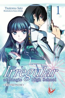 Enrôlement - Tsutomu Sato - The irregular at Magic High School