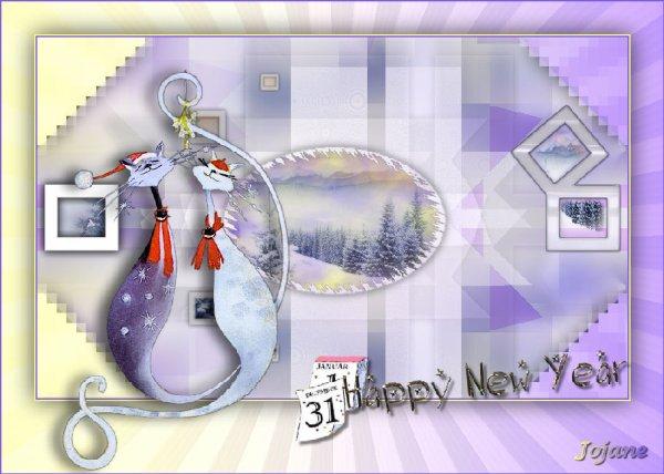 Nouvel An de Vivi