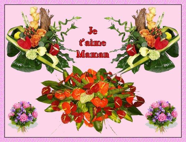 Pour ma Maman chérie