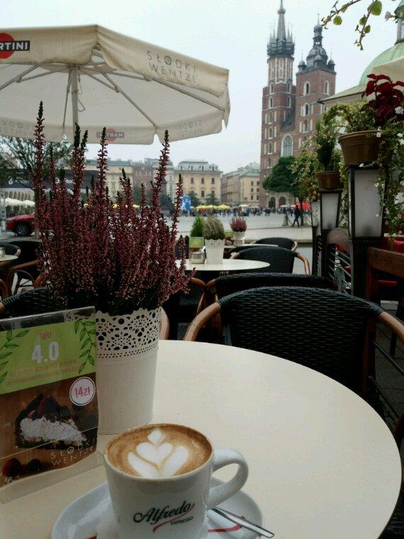 214 - Cracovie (C'est le départ...)