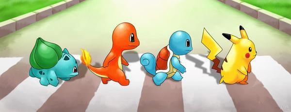 des pokemon^^