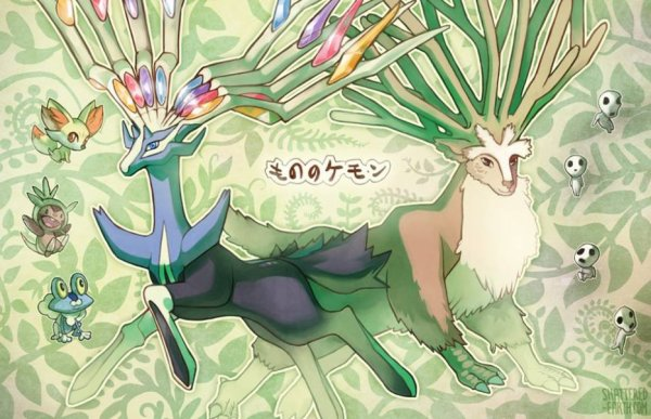 pokemon crossover