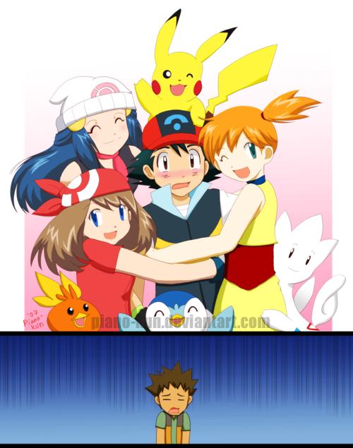 les filles pokemon^^