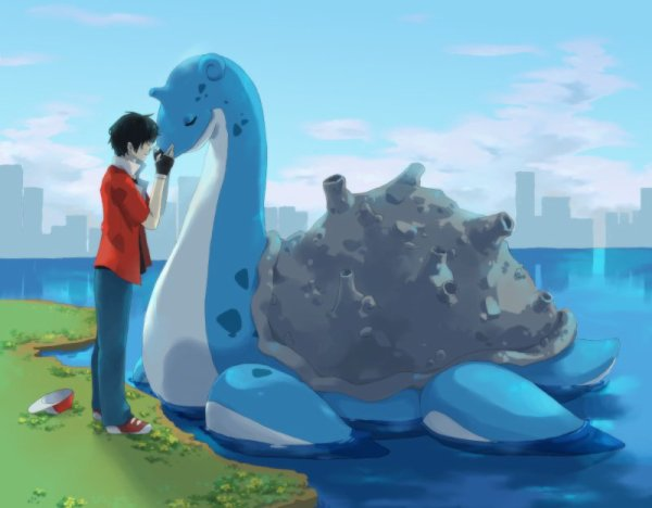 des pokemon preferes^^ (d une amie ou moi)