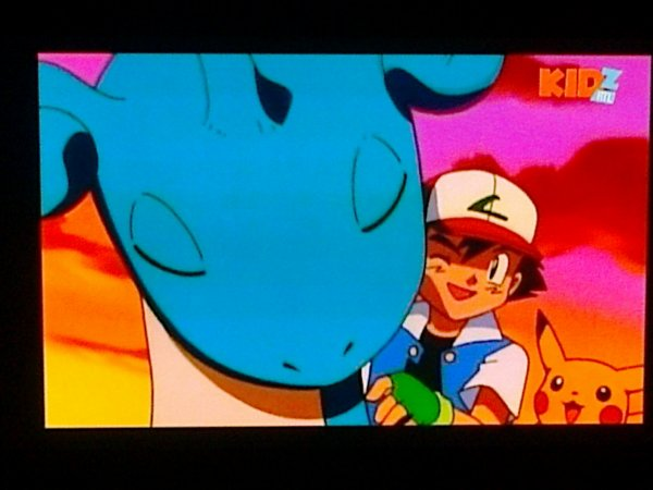 sacha & ses pokemon^^
