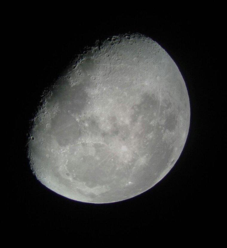 Soirée d'observation avec mon club d'astronomie