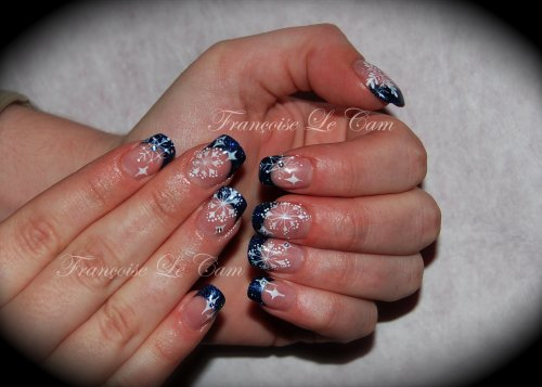 Articles de ozvane78 tagg s faux ongles yvelines blog for Decoration ongle noel
