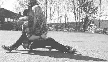 Etre amoureuse c'est se retrouver dans un tout autre monde, vraiment merveilleux. N-D