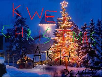 Resultats de K.W.E Christmas Bash